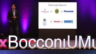 Can collaboration drive innovation? | Sreeraman Thiagarajan | TEDxBocconiUMumbai