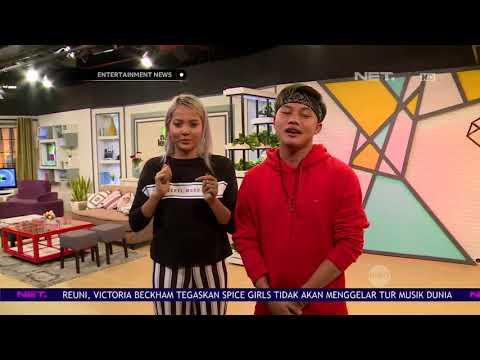 Rizky Febian Dan Aisyah Aziz Promosi Single Mereka Di Malaysia