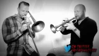 "VOL. 2; E4 - ""Duo Improv - Rhythm Changes"" - Elliot Mason + Brad Mason (Trombone/Trumpet)"