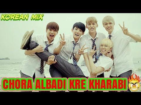 Chora Albadi Kre Kharabi | Thaddi Baddi | Korean Mix | Angry Haryanvi | Baby I Am Sorry
