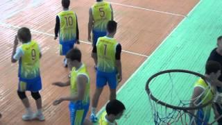 Городские соревнования, волейбол Школа №17, Иркутск. Первая игра 04.02.16 1-я партия