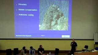 OpenTech 2005 - BBCi and BBC R&D: Hacking the TV Stream
