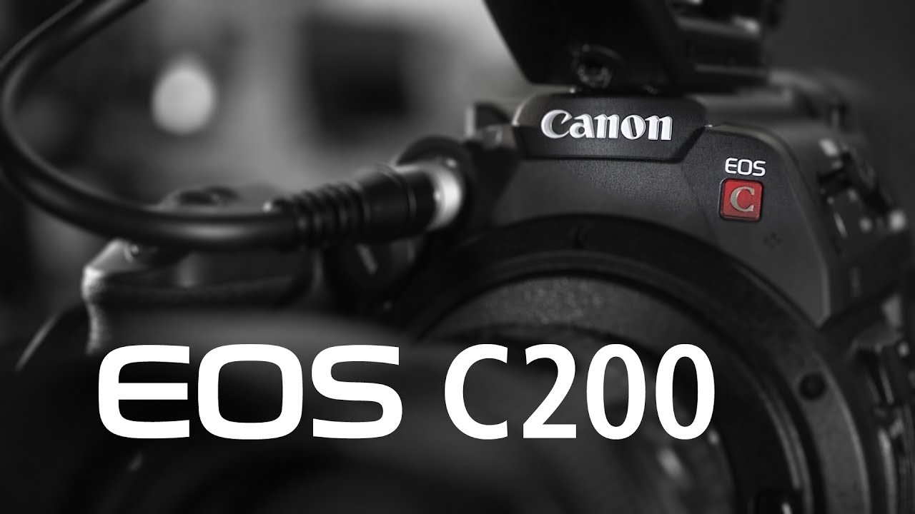 Canon: Canon EOS C200: Professional Video Equipment