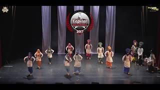 'Jindua' Exhibition     NACHDA SANSAAR BHANGRA CLUB     CAPITAL BHANGRA 2017