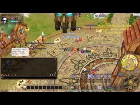 Prologic FlyFF PK Gameplay 4/10/18