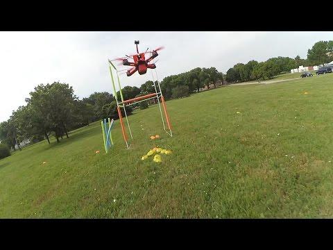 Lincoln Nebraska Drone Racing June 2016