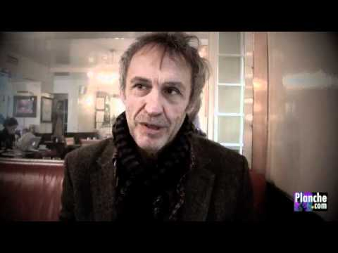 Interview de Jean-Patrick Capdevielle, à Paris - 1ère partie