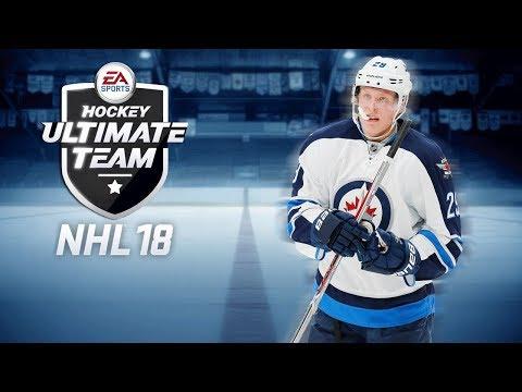 NHL 18 HUT: Construction de ma nouvelle équipe! #1   (QC,FR)