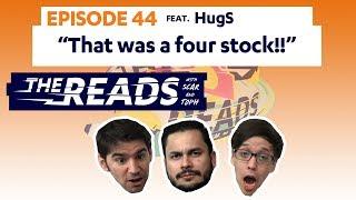 Dunks World  The Reads Episode 44 ft HugS