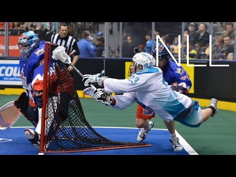 2015 National Lacrosse League Promo [Box Highlights]