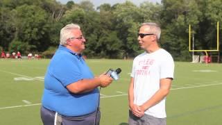 Waltham High kicker Randy Alay,  Hot Shot of the Week
