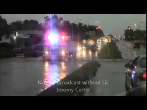 Flash Flooding Lawton Oklahoma