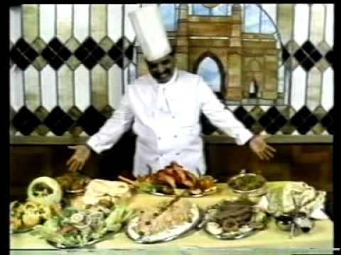 Bombay Palace NYC 1980 TV ad