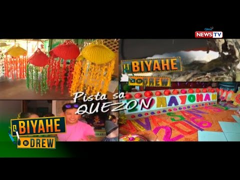 Biyahe ni Drew: The four fiesta celebrations in Quezon Province (full episode)