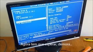 Zerando HD com o KillDisk