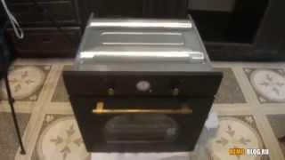 видео Шкаф жарочный ЭШВ-1