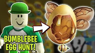 HOW TO GET THE FLIGHT OF THE BUMBLE EGG | ROBLOX EGG HUNT 2019 💥