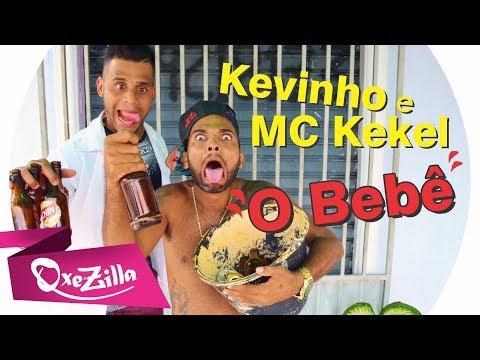 Kevinho e MC Kekel - O Bebê PARÓDIA