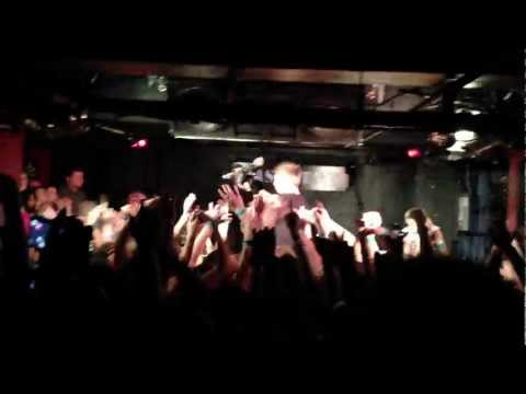 Guns For Hands by Twenty One Pilots at the Basement 1/11/13
