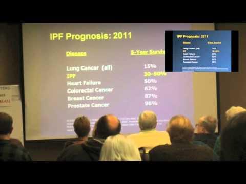 IPF - Dr. Paul Fairman - Part 2