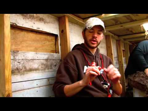 Mike Benjamin on the Molt Gear EX3 goose call