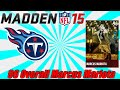 Madden 15 Ultimate Team | 96 Overall Marcus Mariota | Tennessee Titans | NFL Draft