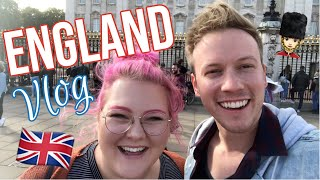 A Tiny Slice of Our Trip to London! // England Vlog! | Lauren Mae Beauty