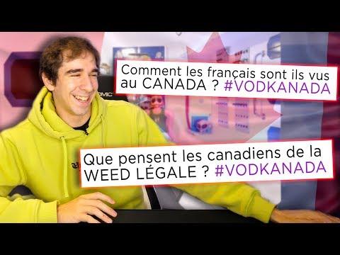 COMMENT PARTIR AU CANADA ?
