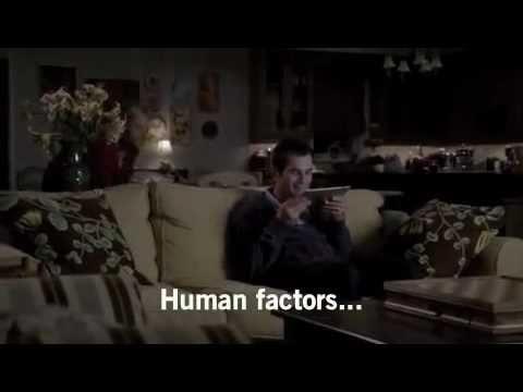Human Factors: As Seen on TV