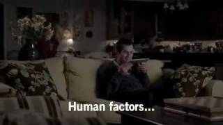 Human Factors: As Seen on TV