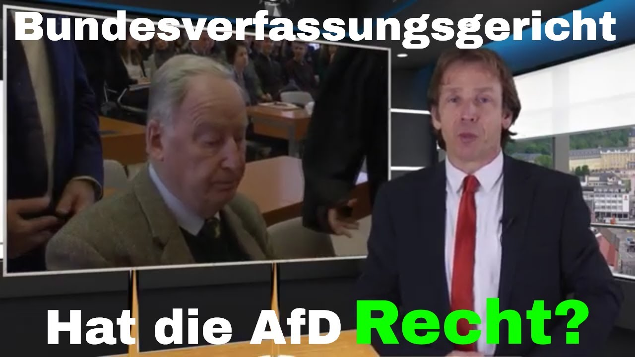 Afd Klage