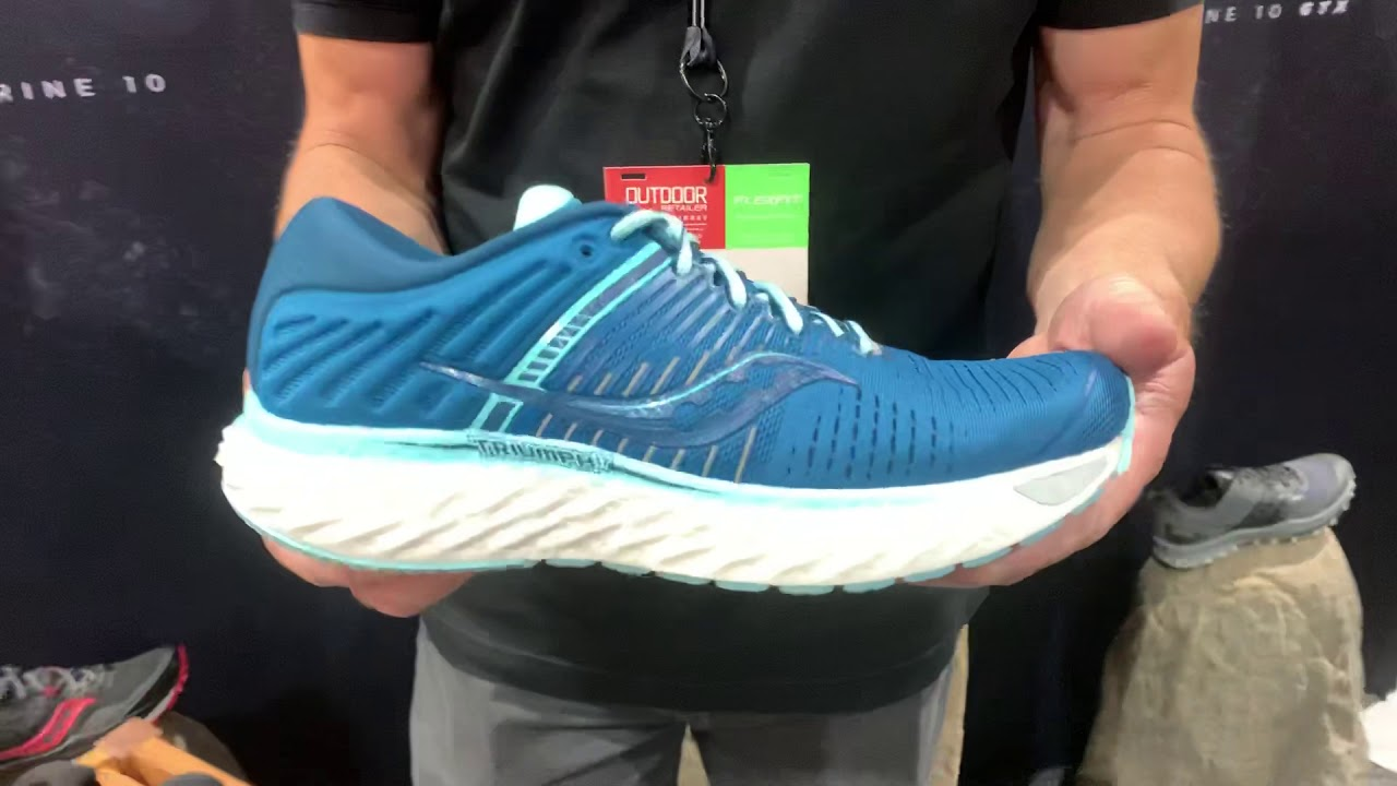 Best Cushioned Running Shoes 2020.2020 Saucony Road Introductions Triumph 17 Guide 13 Freedom 3 Kinvara 11