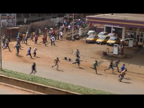 Cameroon: Several people killed in clashes with police in Anglophone region