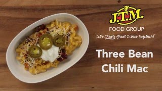 Three Bean Chili Mac Recipe