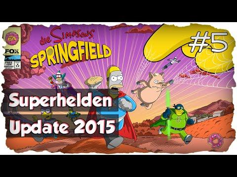 Die Simpsons: Springfield - Stufe 50 Update, viele...