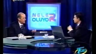 mhp genel başkanı sn devlet baheli nin tgrt tv neler oluyor programı 12 mart 2003 281