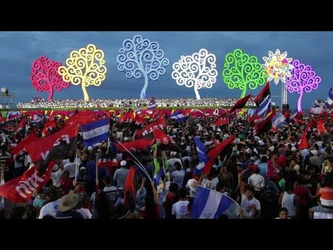 Nicaragua celebrates anniversary of Sandinista revolution