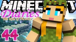 Zoey's Story   Minecraft Diaries [S1: Ep.44 Roleplay Survival Adventure!]