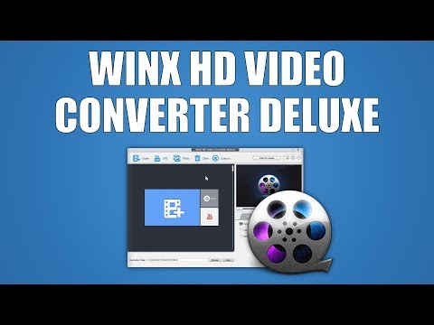 WinX HD Video Converter Deluxe - A Great Piece of Software!