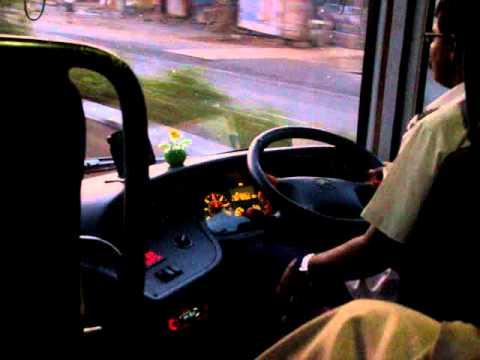 Mercedes-Benz -3 axle Intercity Luxury Coach PARVEEN TRAVELS