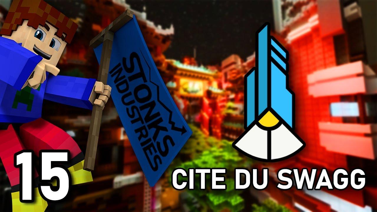 Cité du Swagg #15 - Vive les gateaux