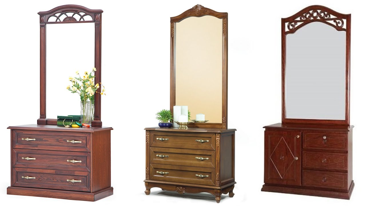 100 wooden dressing table designs