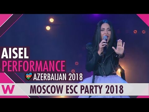 "Aisel ""X My Heart"" (Azerbaijan 2018) Performance 