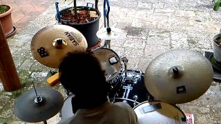 Freaks Timmy trumpet cover drum