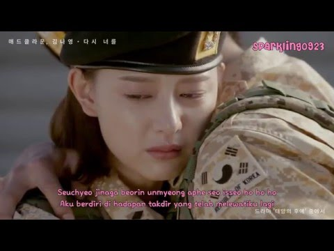 [INDO SUB] Mad Clown & Kim Na Young – Once Again [Descendants Of The Sun OST]