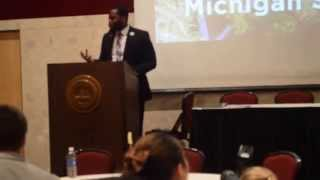 Thaddeus Stegall Student Keynote Address