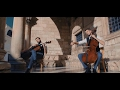 2CELLOS Moon River OFFICIAL VIDEO