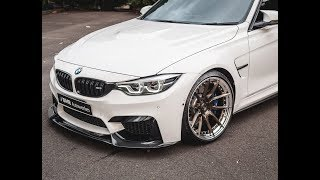 Fully Modified BMW M3 F80 LCI II 2 Build Video