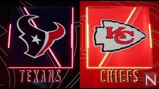 Madden 20 Simulation - Houston Texans vs Kansas City Chiefs - Simulation Nation