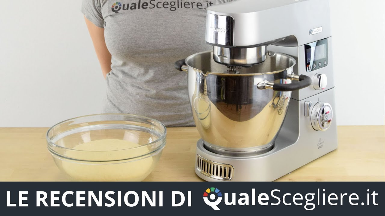Kenwood Cooking Chef KCC9060S | Le recensioni di QualeScegliere.it ...